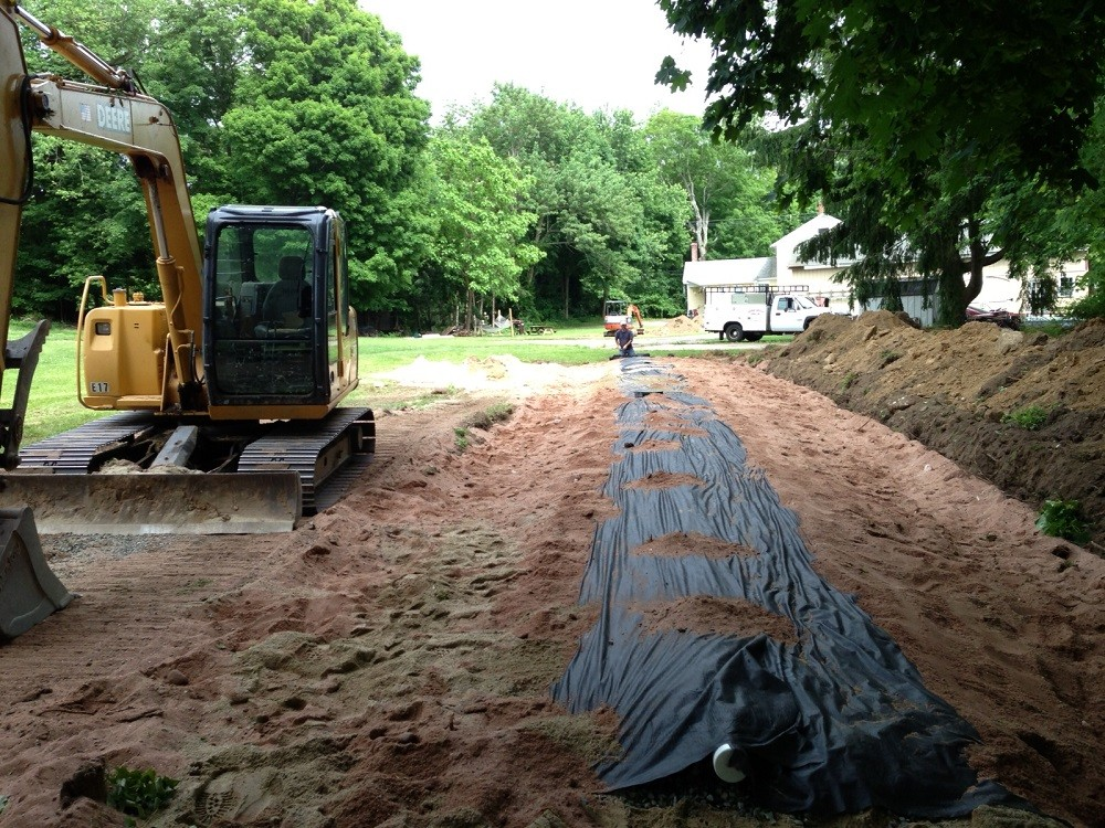 Commercial Septic System - Lone Star Septic & Sewage Services of League City