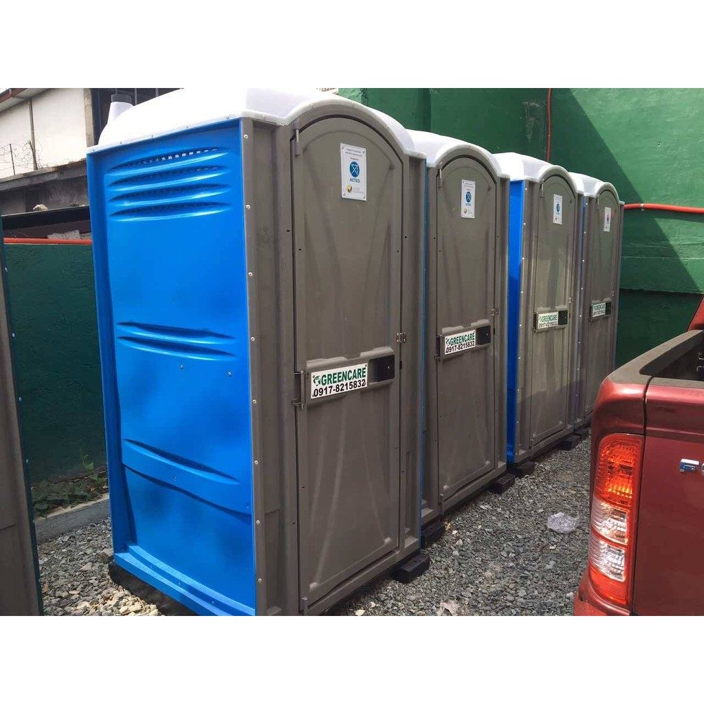 Portable Toilet - Lone Star Septic & Sewage Services of League City