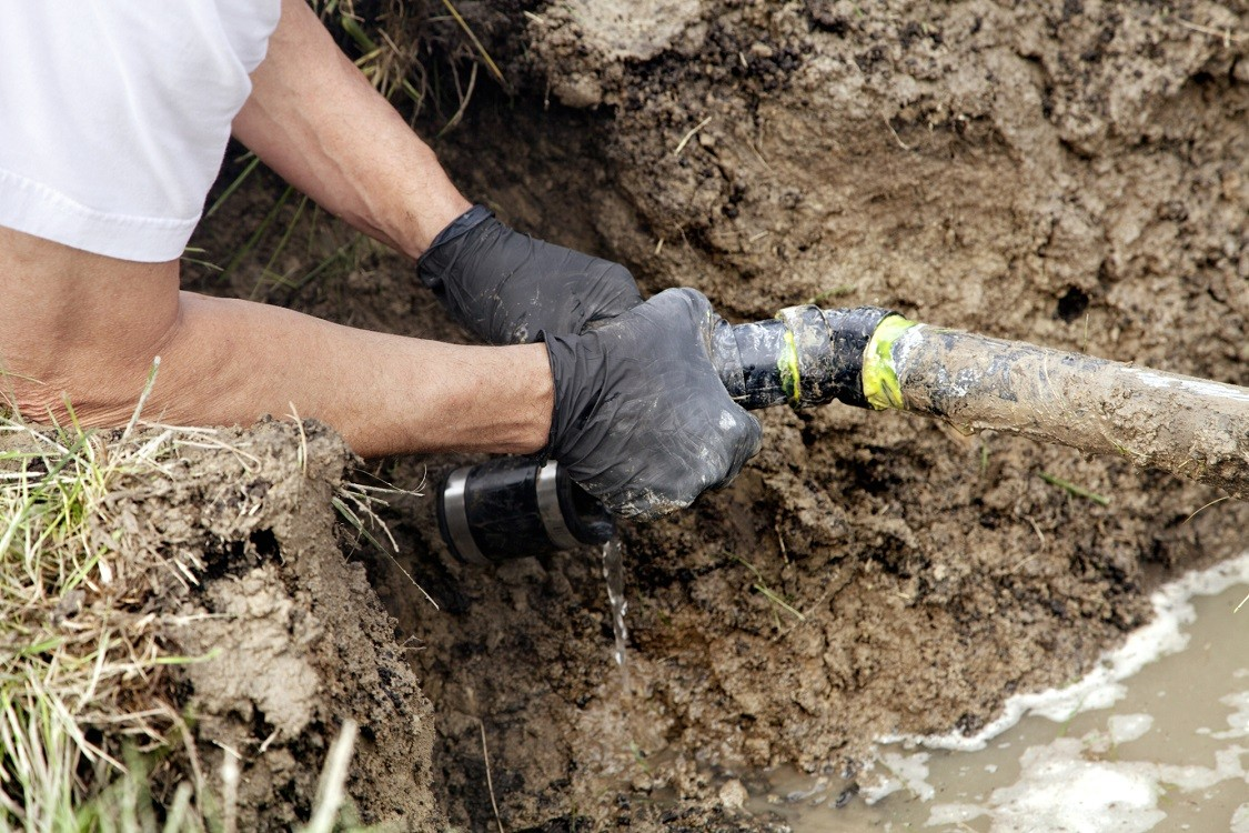 Sewer Line Repair - Lone Star Septic & Sewage Services of League City